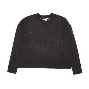 H&M | essential boxy brown sweater